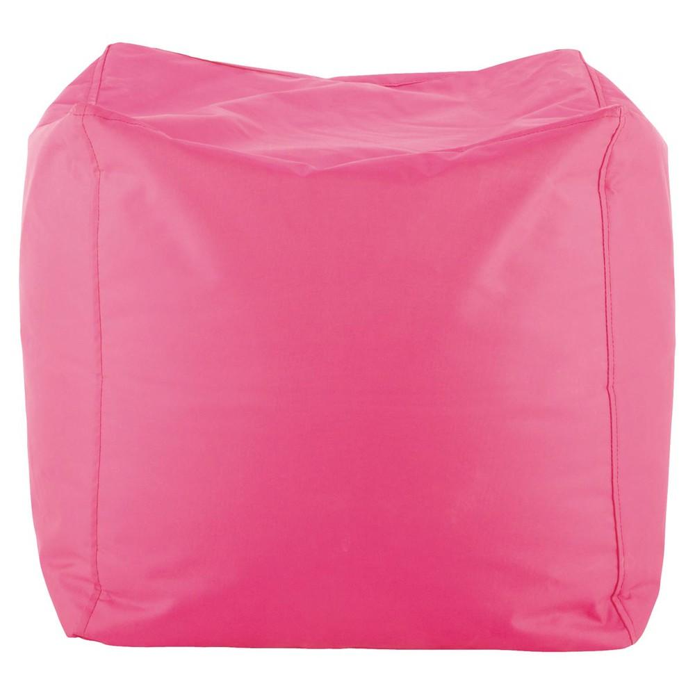 ... arredo › Speciale Colori › Pouf rosa da giardino in PVC MULTICO
