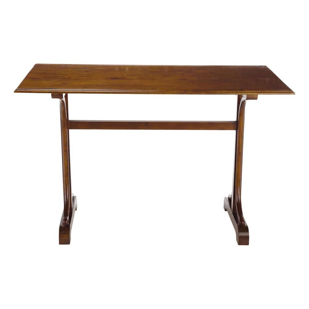 Keukentafel Afmetingen : ? Eettafel ? Rechthoekige keukentafel ...
