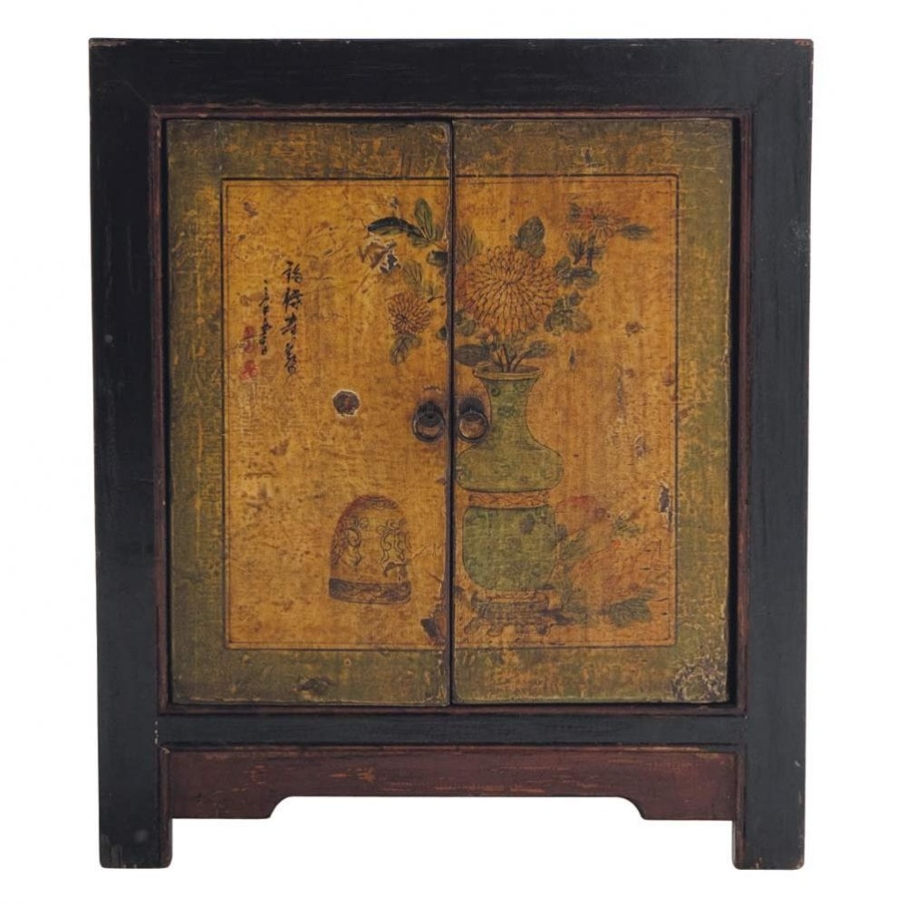 recycled wood cabinet w 60cm shangha maisons du monde. Black Bedroom Furniture Sets. Home Design Ideas