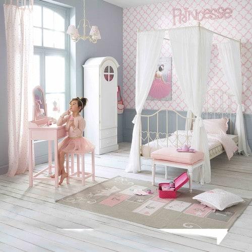 Beautiful Chambre Petite Fille Maison Du Monde Idees - Photos et ...