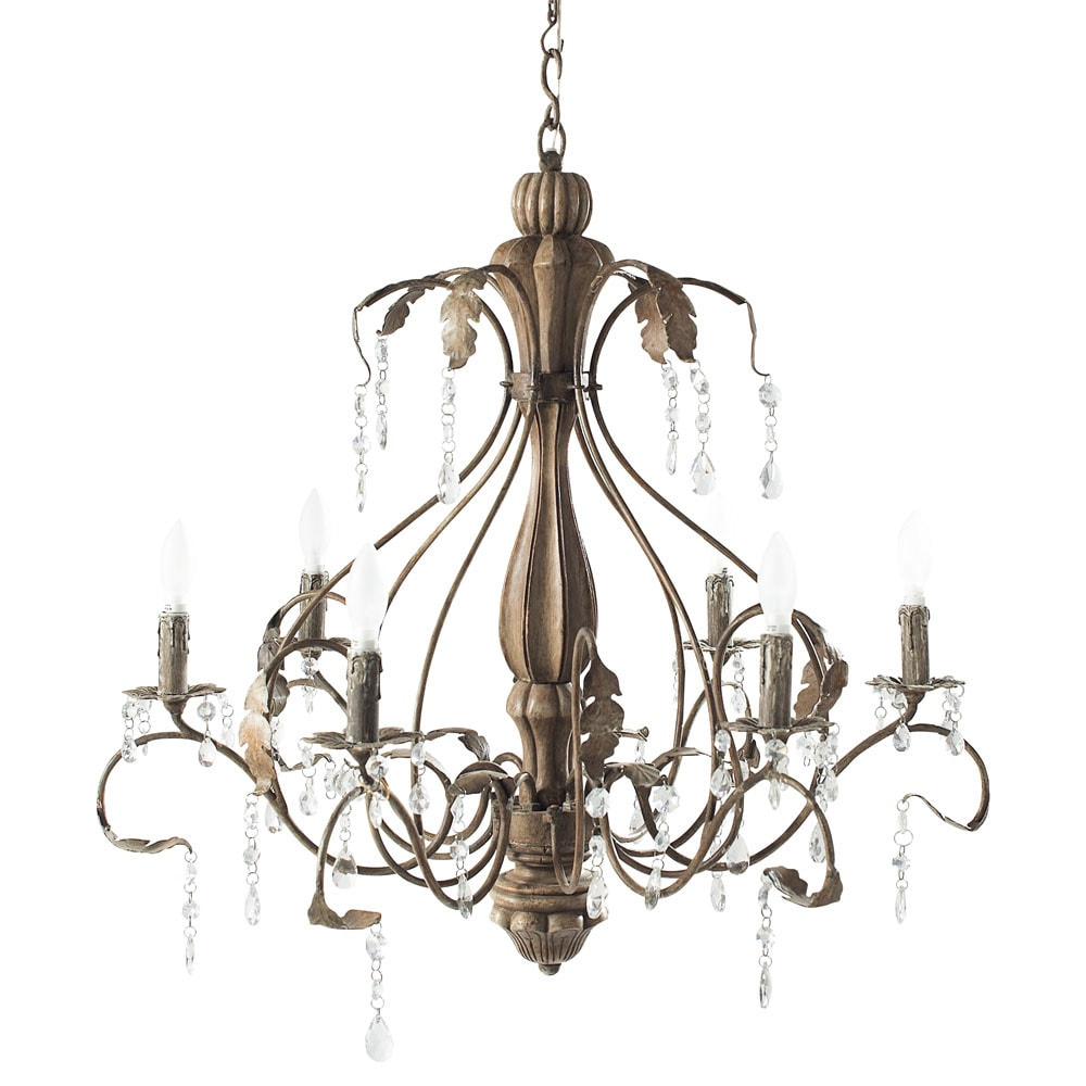saint antoine chandelier maisons du monde. Black Bedroom Furniture Sets. Home Design Ideas