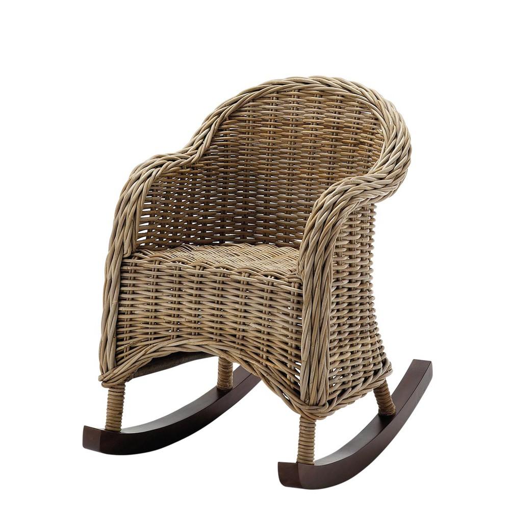 schaukelstuhl f r kinder key west key west maisons du. Black Bedroom Furniture Sets. Home Design Ideas