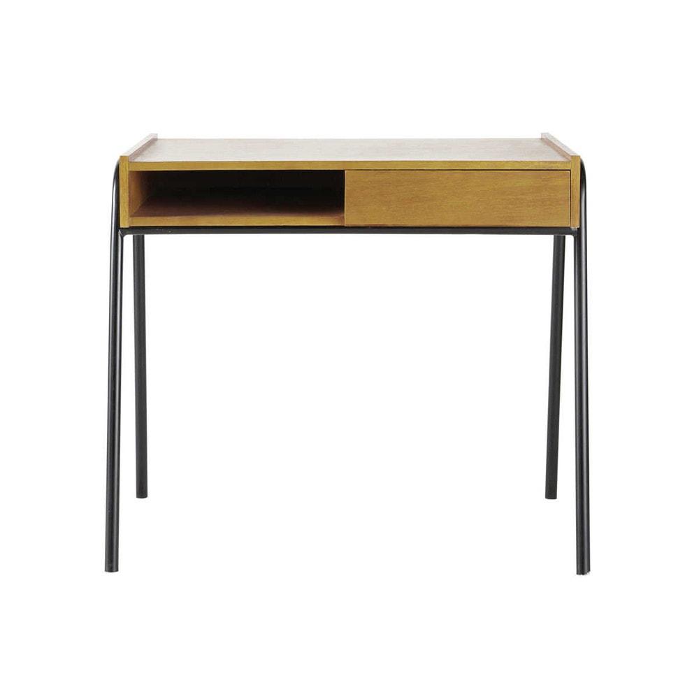 schreibtisch 50er jahre guariche guariche maisons du monde. Black Bedroom Furniture Sets. Home Design Ideas