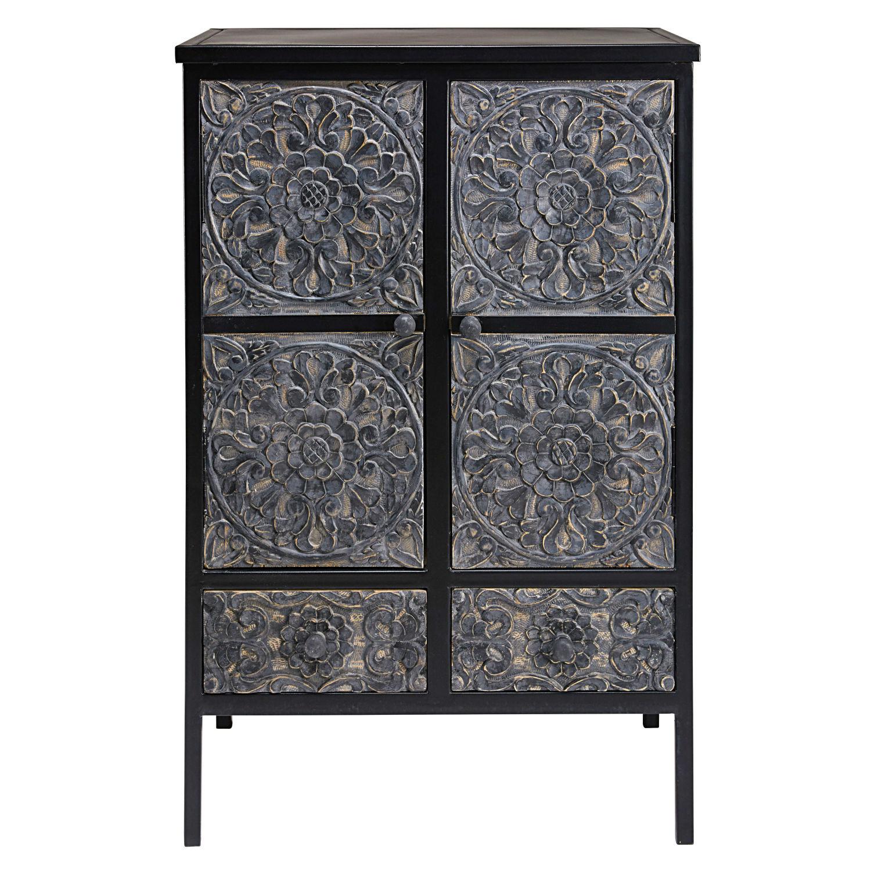 cabinet maison du monde maison image ideas. Black Bedroom Furniture Sets. Home Design Ideas