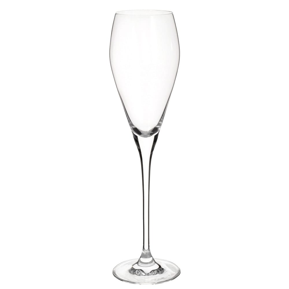 Silhouette glass champagne flute maisons du monde - Flute champagne maison du monde ...