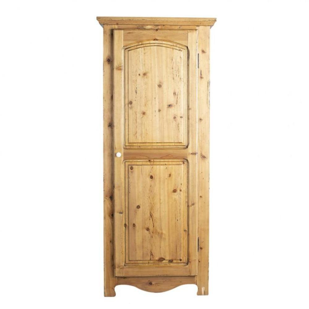 single door wardrobe sweet home sweet home maisons du. Black Bedroom Furniture Sets. Home Design Ideas