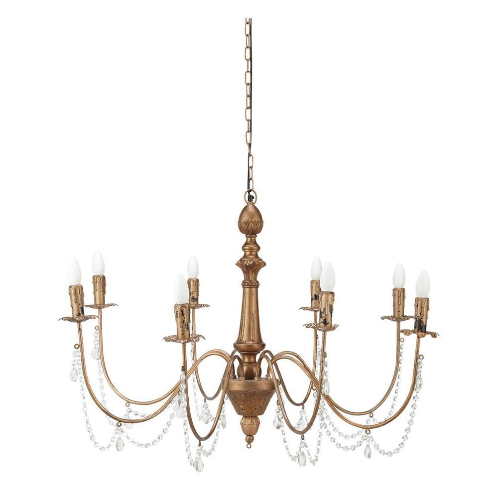 Sixtine chandelier maisons du monde - Chandelier maison du monde ...