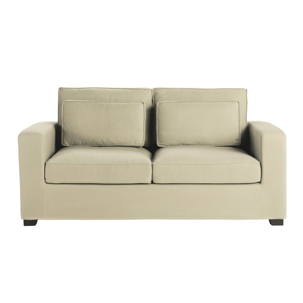 Affordable Latest Sofa Sitzer Kodesign Aus Grnbeige With Schmales Sofa With  Ohrenbacken Sofa.