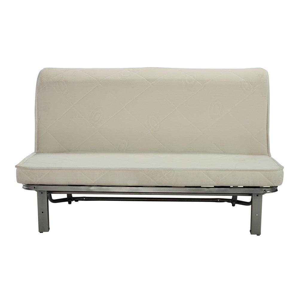 Sofa 2 sitzer ausziehbar elliot elliot maisons du monde for Kleine ausziehcouch