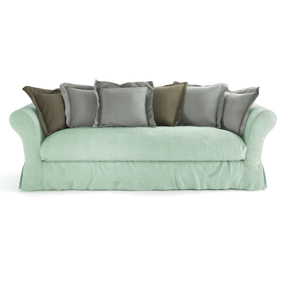 Sofa 4 5 Sitzer Nicht Ausziehbar Korpus Cam L On Cam L On Maisons Du Monde