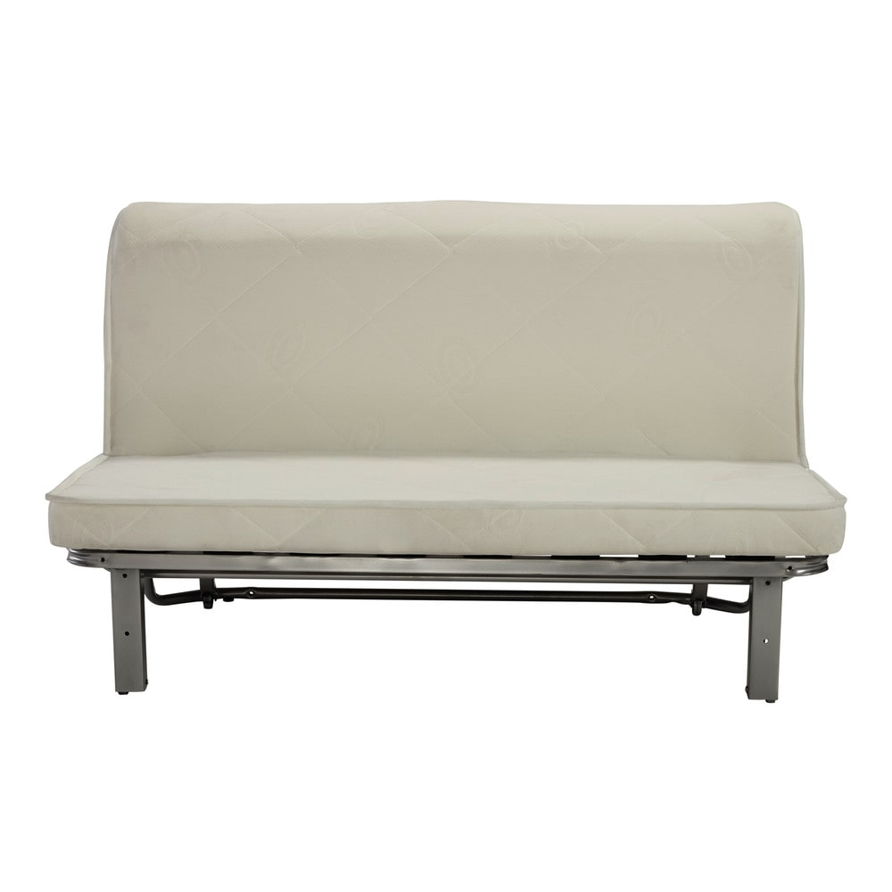 Sof cama acorde n 2 plazas elliot maisons du monde for Sofa cama plegable 2 plazas