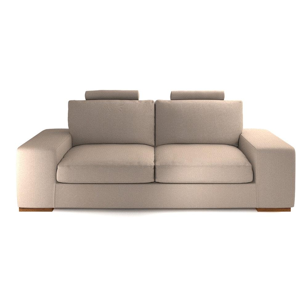 Sof cama de 3 plazas personalizable daytona daytona for Medidas sofa 3 plazas