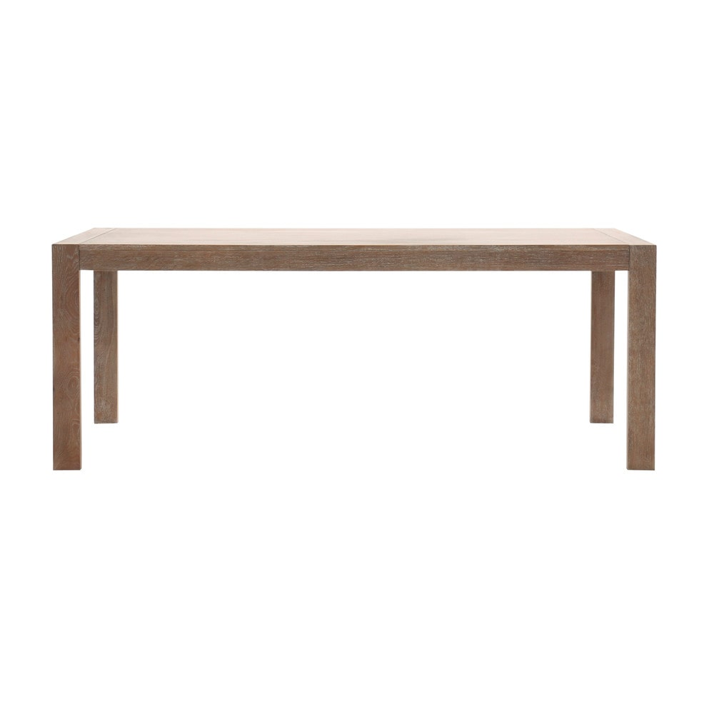 furniture › Rectangular dining tables › Solid oak dining table ...