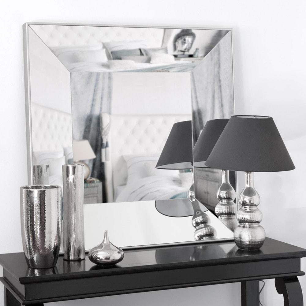 Specchio h 100 cm echo maisons du monde - Specchio senza cornice ...