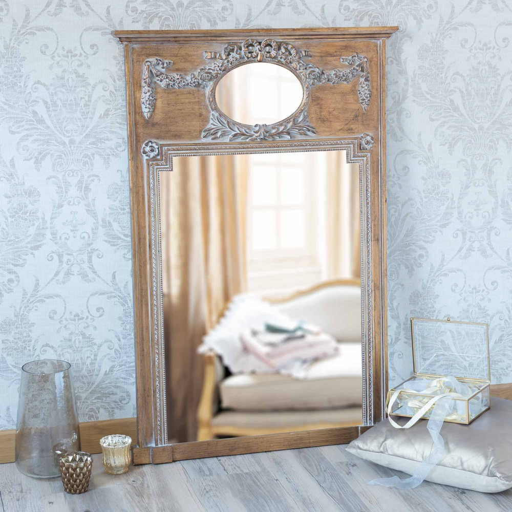 Specchi da parete maison du monde latest table mirror - Specchi bagno maison du monde ...
