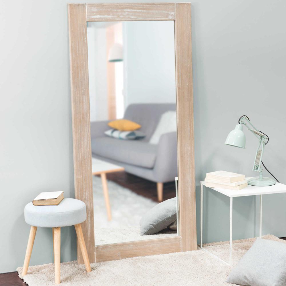 Spiegel leicht gewei t natura 160x80 maisons du monde for Spiegel 160x80