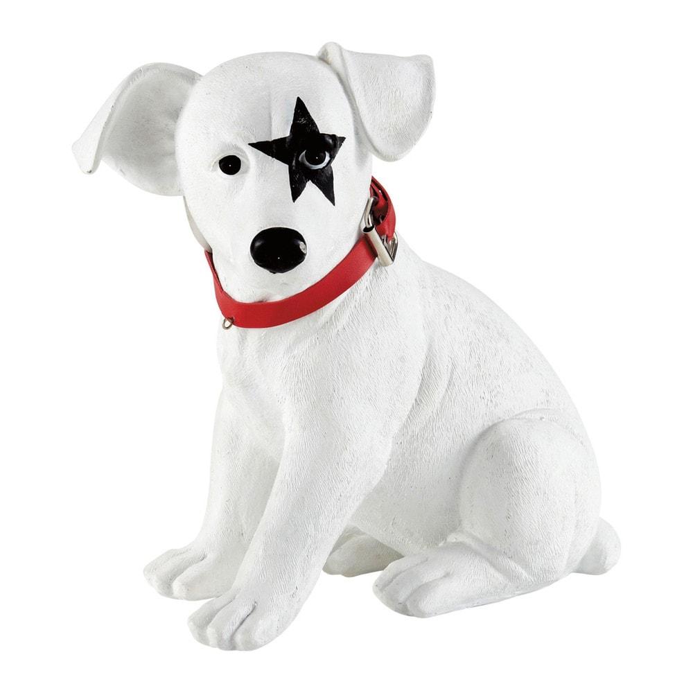 statuette jack le chien maisons du monde. Black Bedroom Furniture Sets. Home Design Ideas