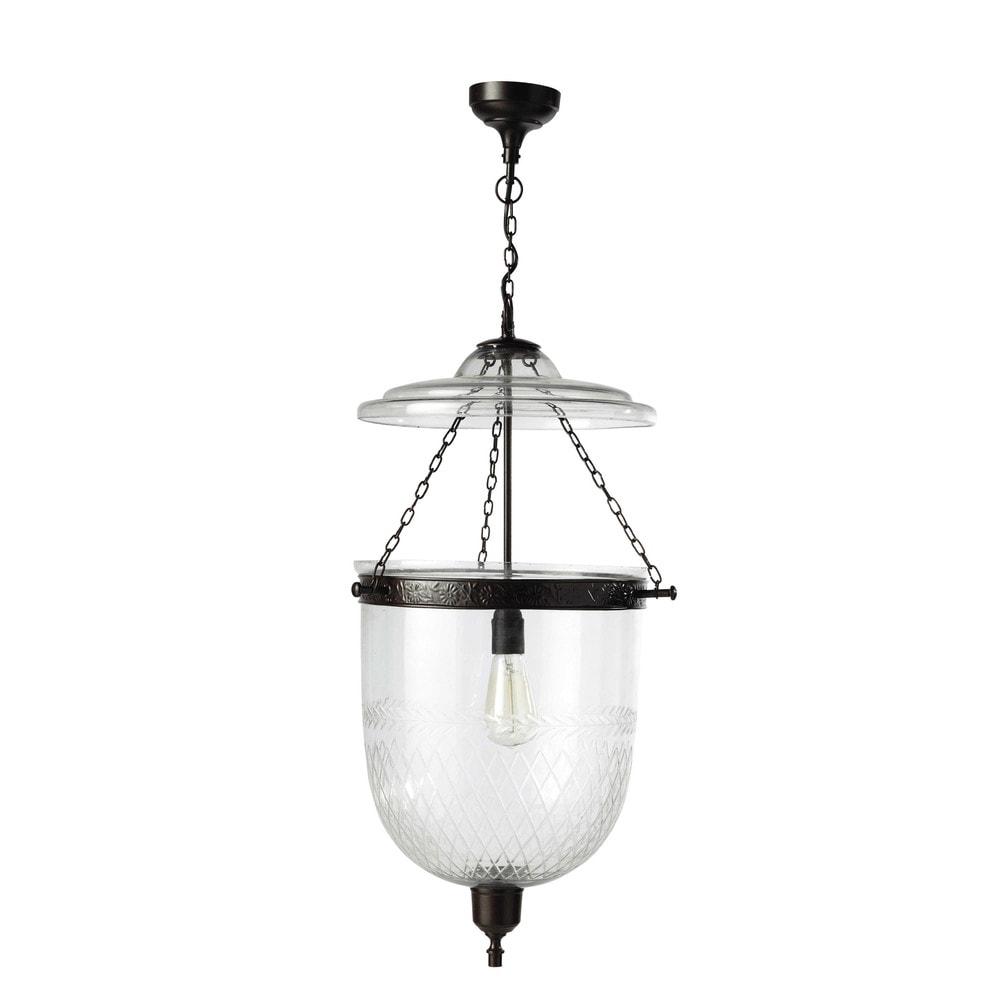 Cloche verre maison du monde amazing cloche en verre for Mica decoration cloche