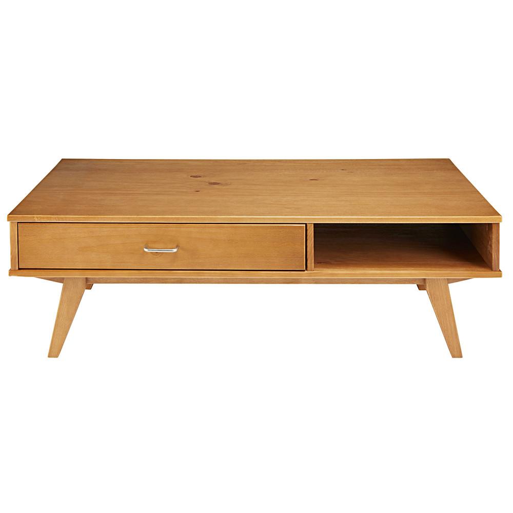 table basse 1 tiroir paulette maisons du monde. Black Bedroom Furniture Sets. Home Design Ideas