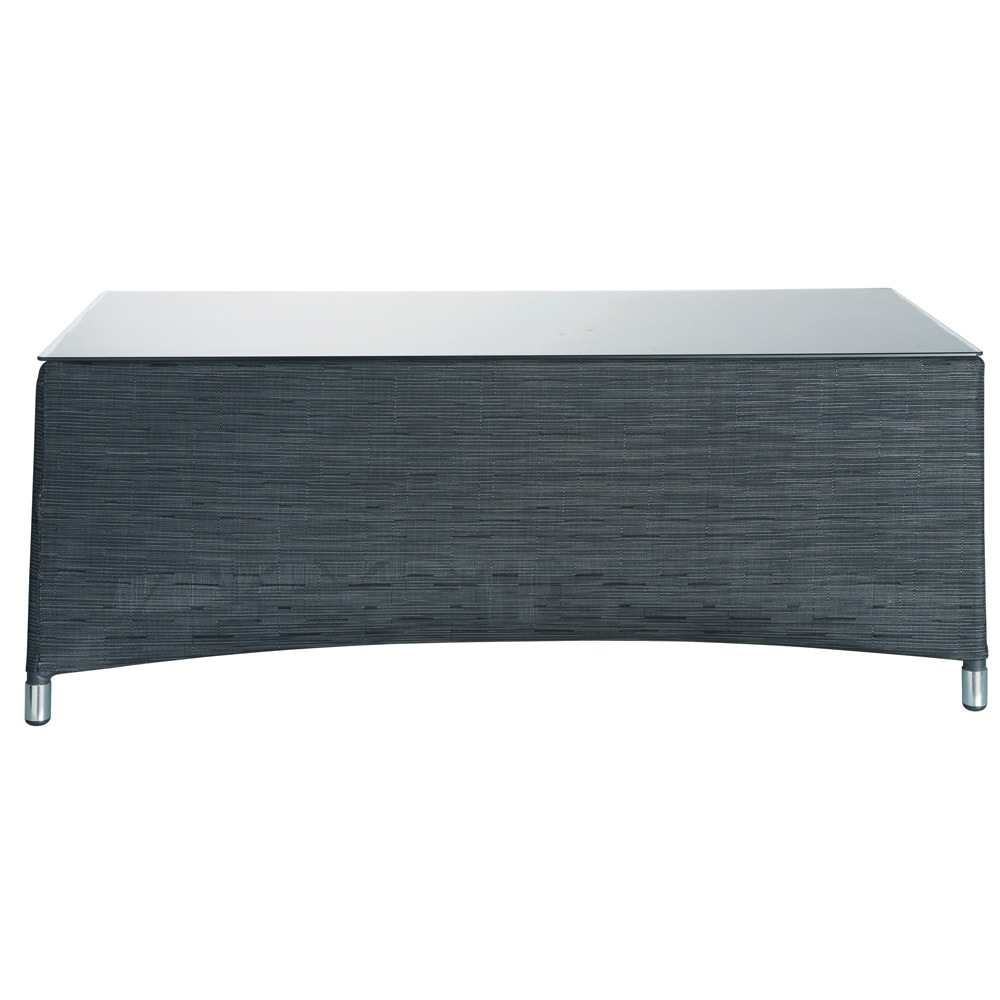 table basse de jardin gris anthracite ibiza maisons du monde. Black Bedroom Furniture Sets. Home Design Ideas