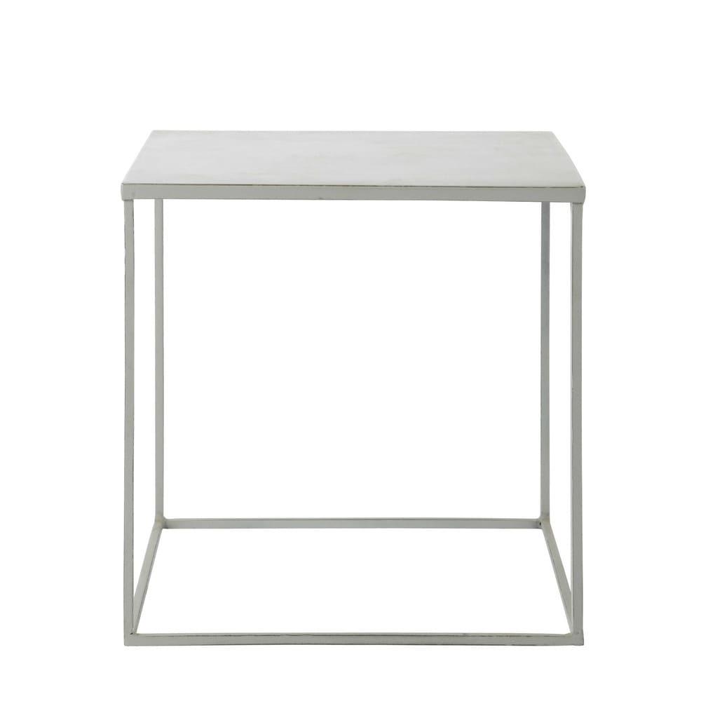 table basse en m tal l 45 cm bloom maisons du monde. Black Bedroom Furniture Sets. Home Design Ideas