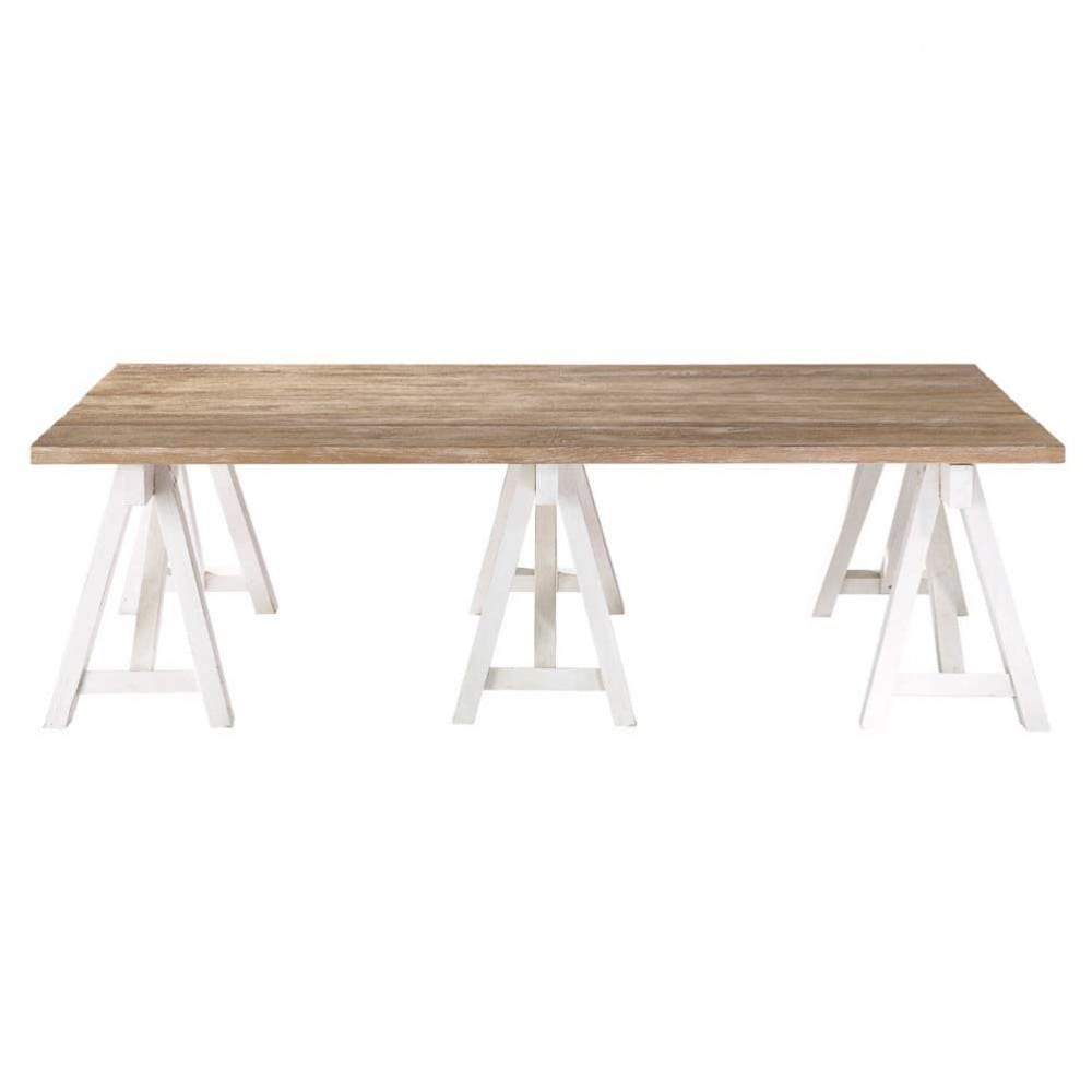 Table basse manon maisons du monde for Maison du monde chemin de table