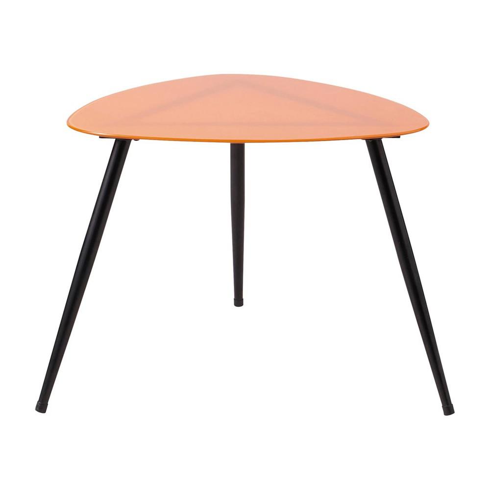 table basse vintage orange rainbow maisons du monde. Black Bedroom Furniture Sets. Home Design Ideas