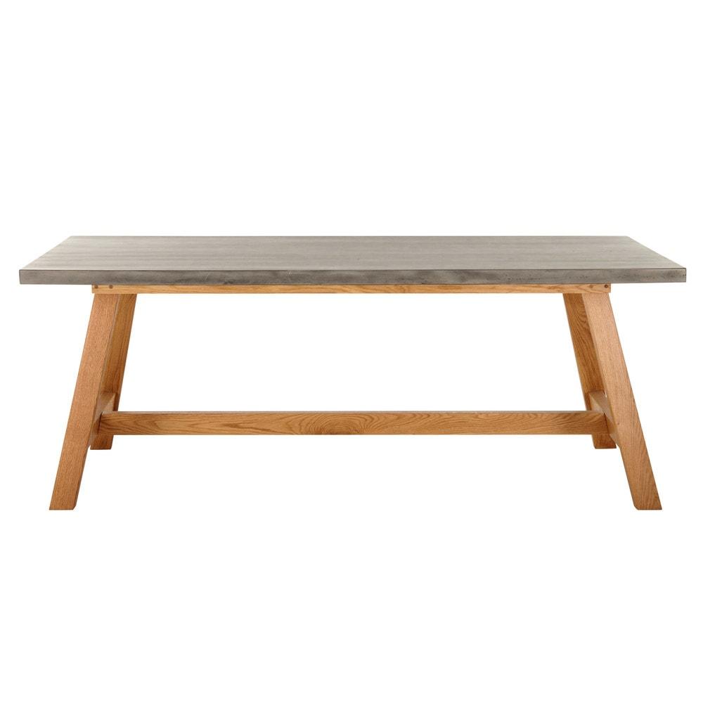 table de jardin 8 10 personnes l200 aquitaine maisons du. Black Bedroom Furniture Sets. Home Design Ideas