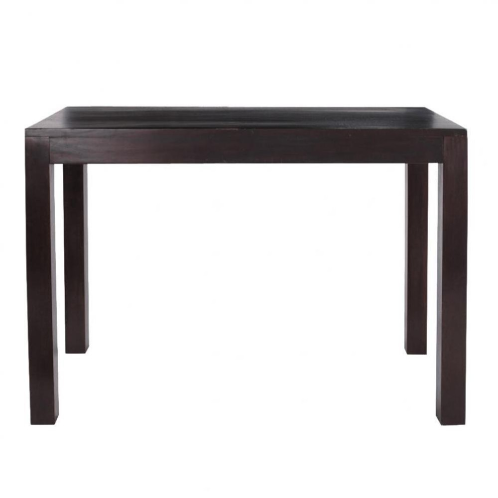 table haute de salle manger en manguier massif l 150 cm bengali maisons du monde. Black Bedroom Furniture Sets. Home Design Ideas