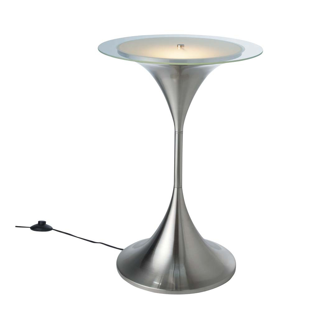 Table lumineuse seventies maisons du monde for Table exterieur lumineuse