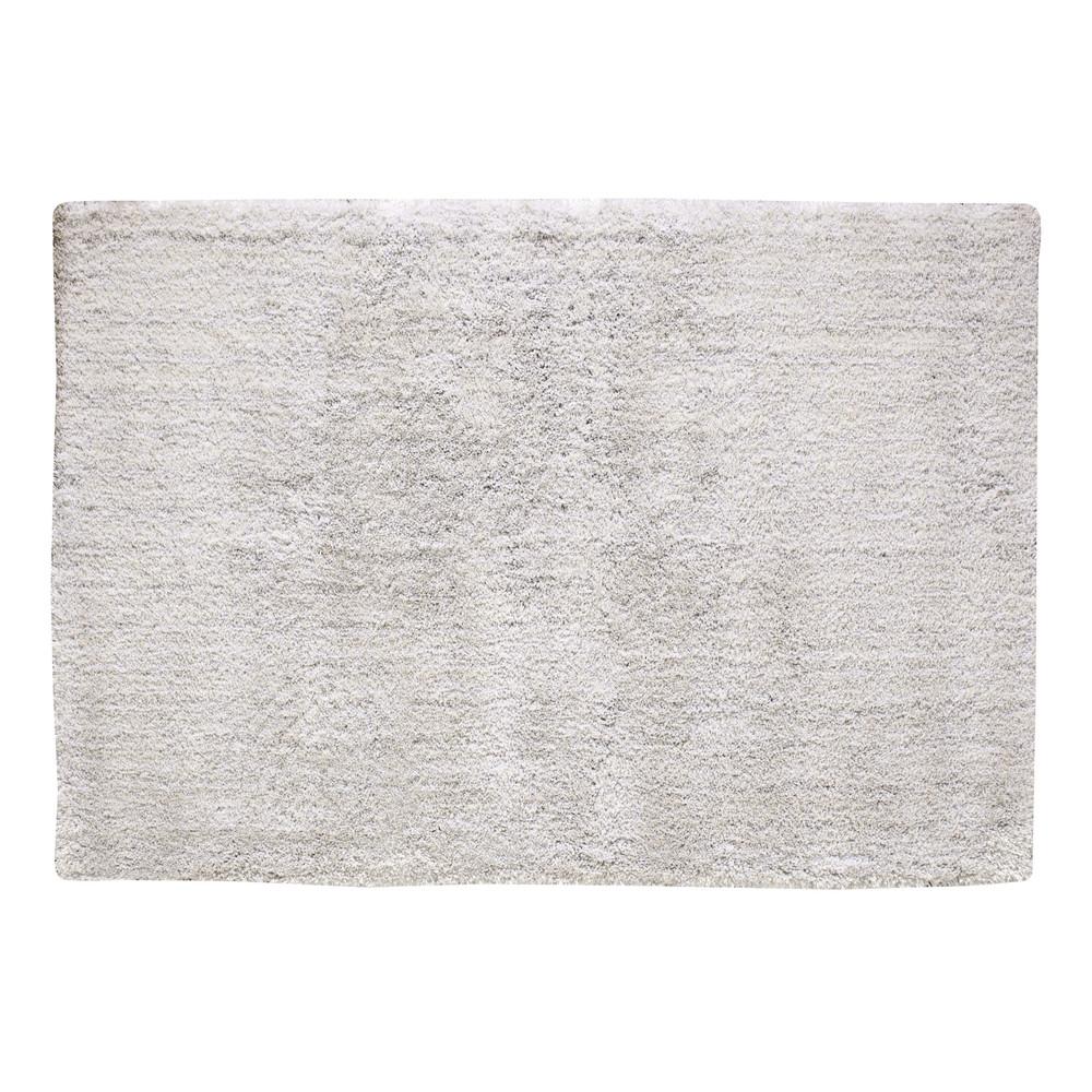 tapis poils longs cru 160 x 230 cm polaire maisons du monde. Black Bedroom Furniture Sets. Home Design Ideas