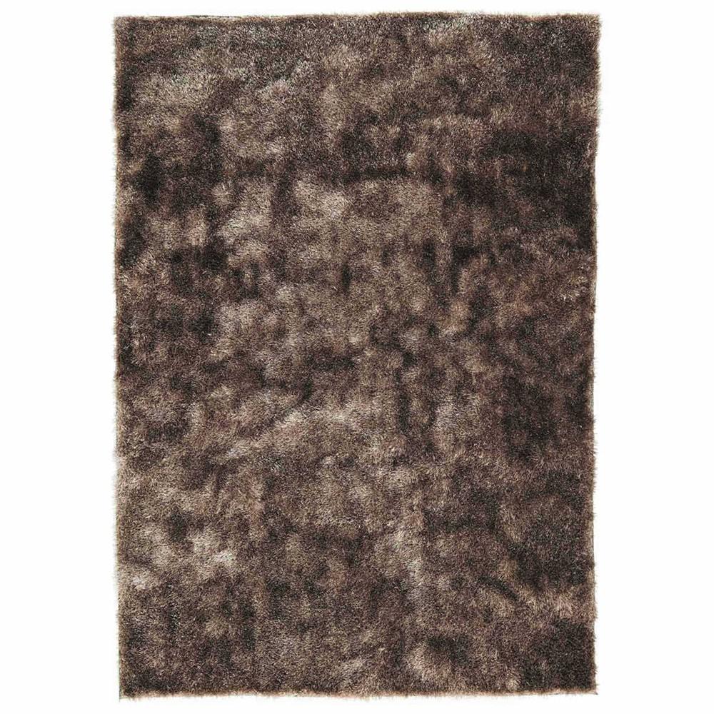 tapis poils longs en tissu beige 140 x 200 cm lumi re maisons du monde. Black Bedroom Furniture Sets. Home Design Ideas
