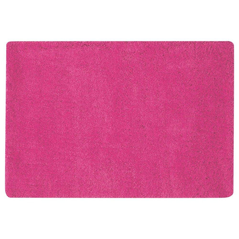 tapis poils longs rose fuchsia 120 x 180 cm magic maisons du monde. Black Bedroom Furniture Sets. Home Design Ideas