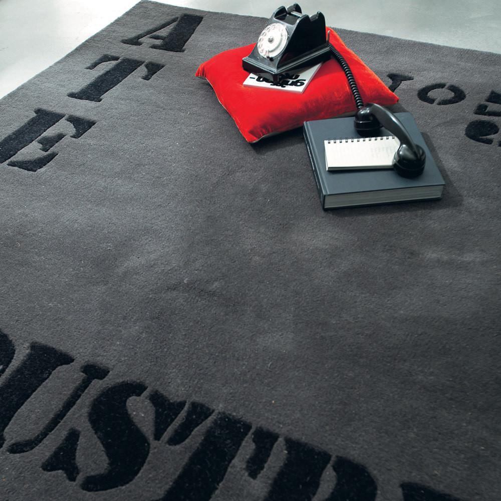 Tapis atelier 58 maisons du monde - Maisons du monde tapis ...