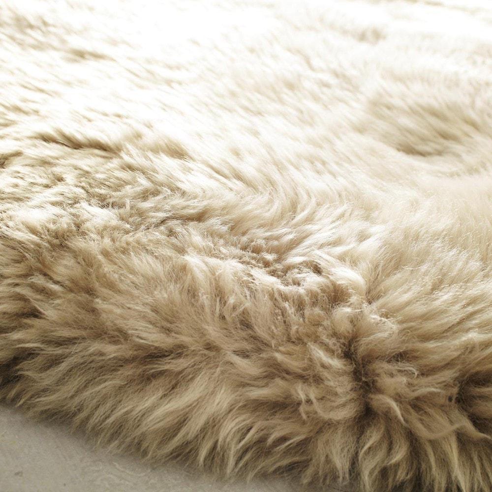 tapis aukland naturel 140x200 maisons du monde. Black Bedroom Furniture Sets. Home Design Ideas