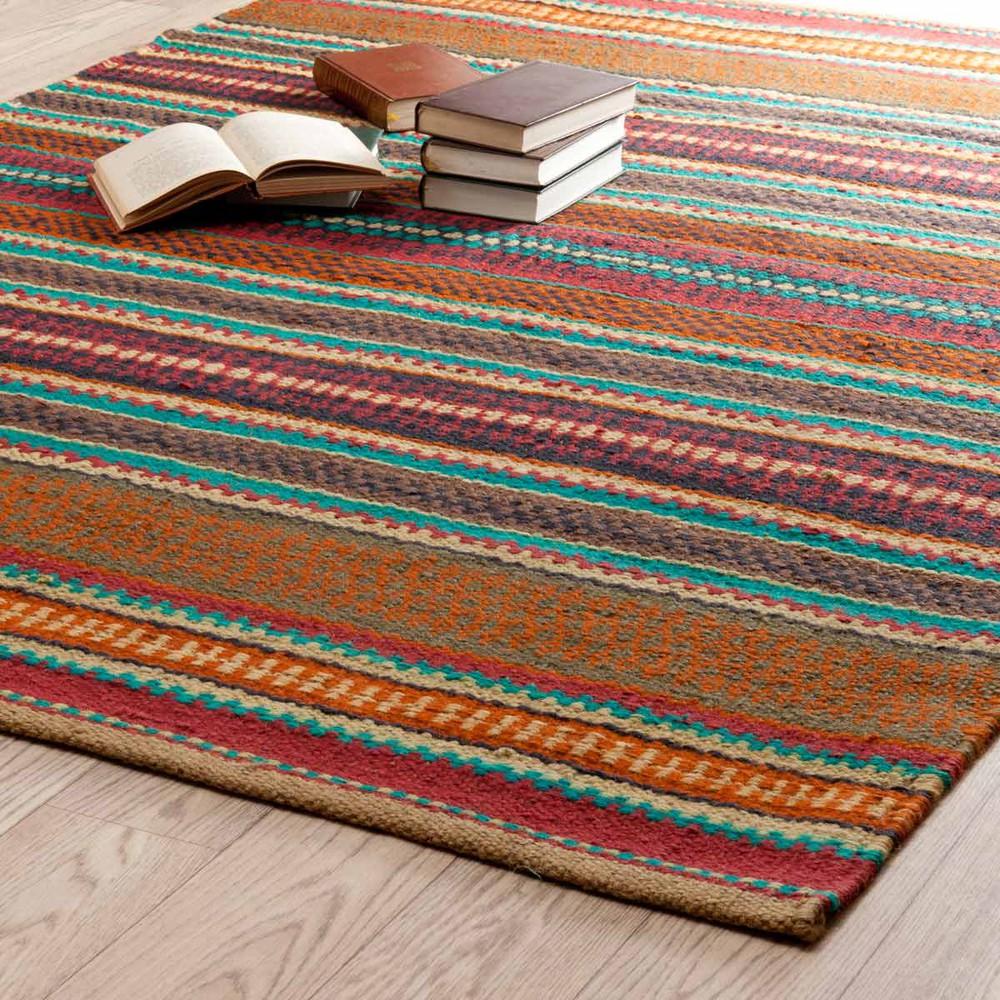 tapis bayad re zagora 200x140 maisons du monde. Black Bedroom Furniture Sets. Home Design Ideas