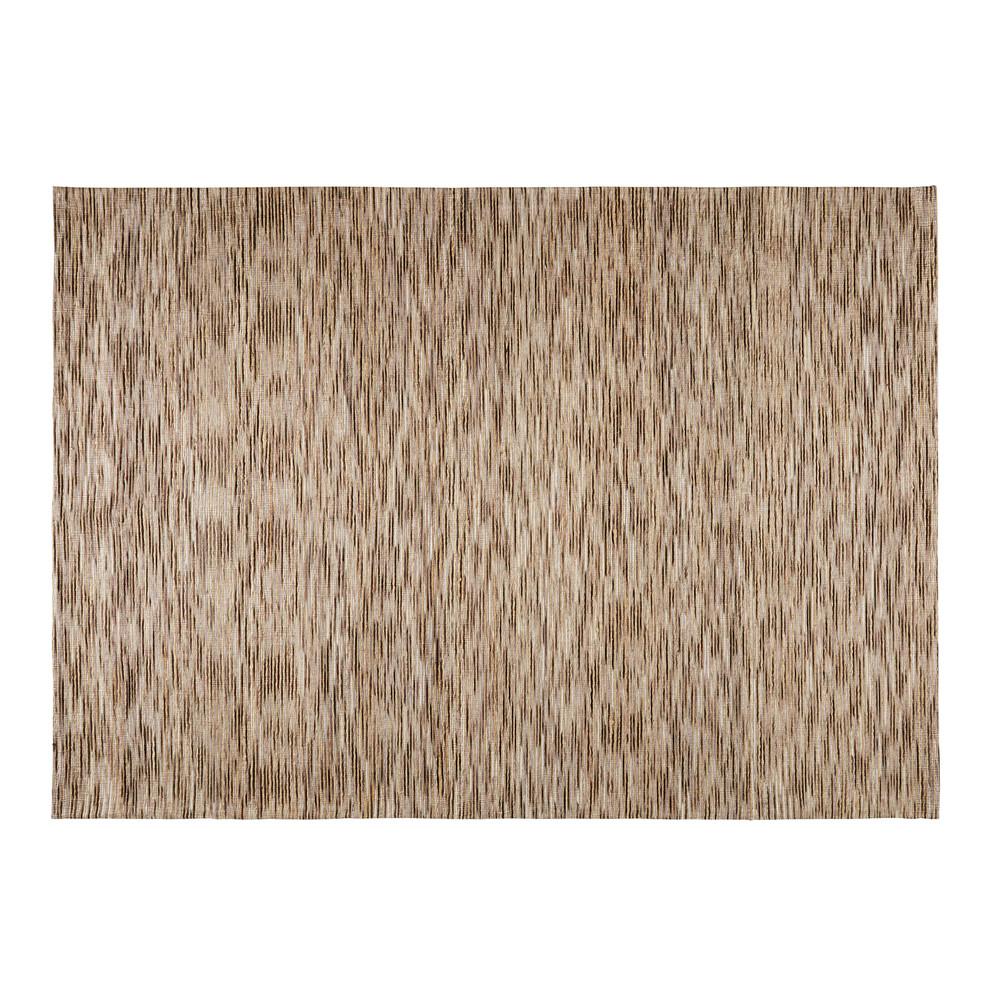 tapis en jute et coton anthracite 140x200cm nioral. Black Bedroom Furniture Sets. Home Design Ideas