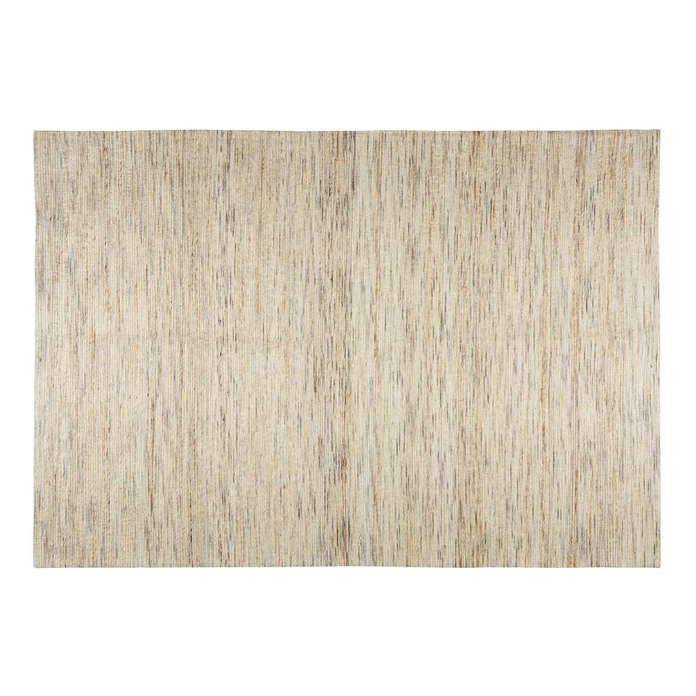 tapis en jute et coton beige 140x200cm nioral maisons du. Black Bedroom Furniture Sets. Home Design Ideas