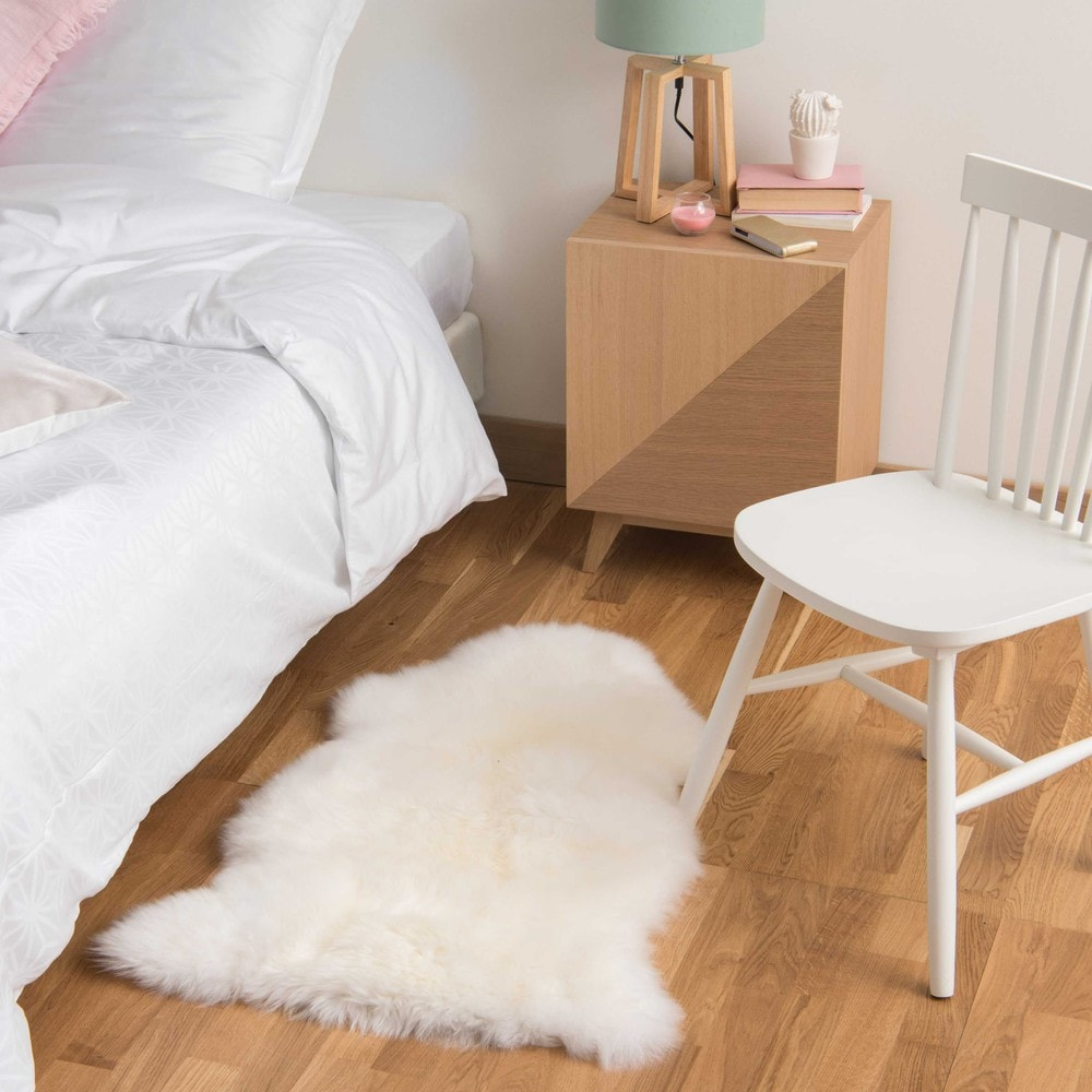 tapis peau de bete maison du monde 28 images tapis en peau de mouton beige 55 x 90 cm