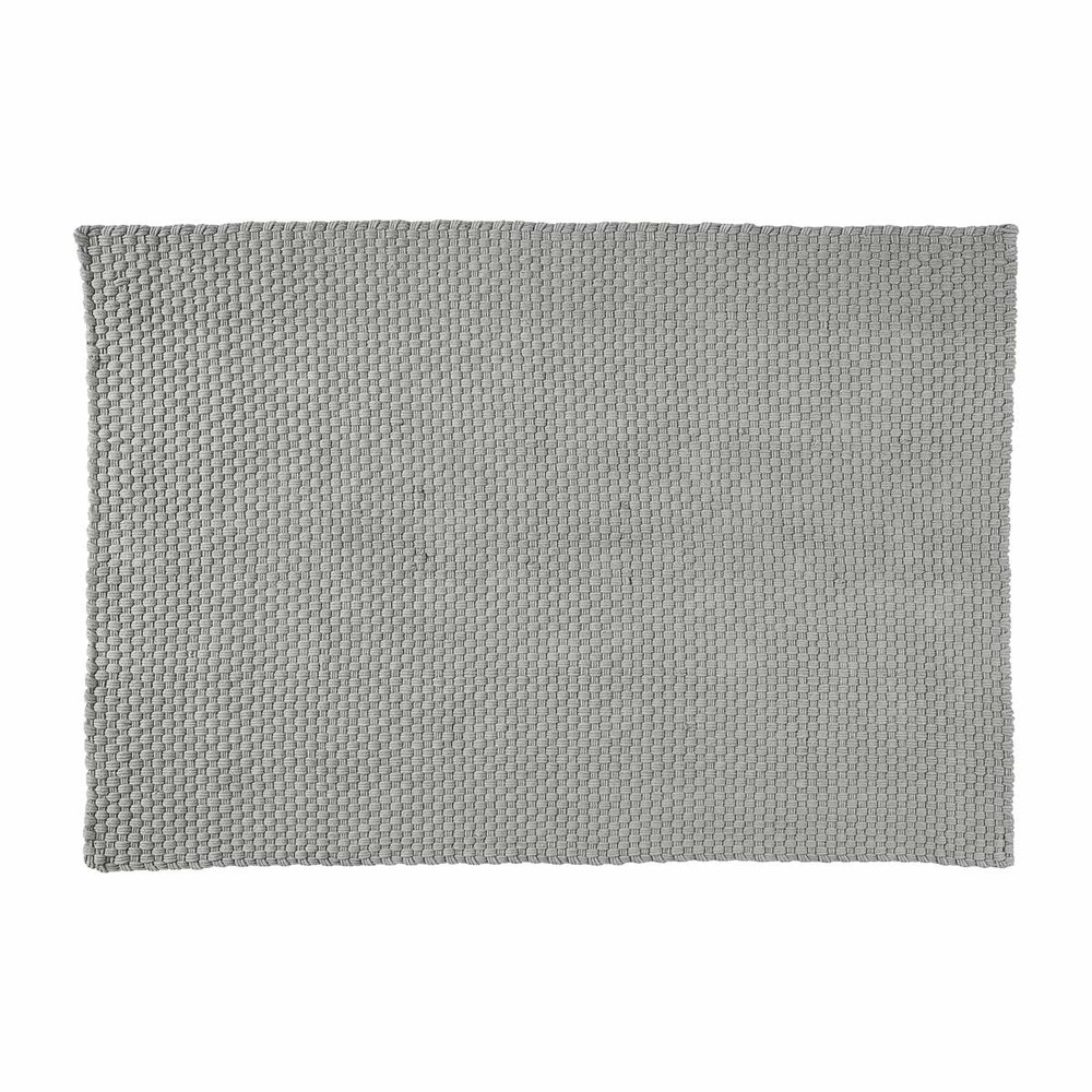 tapis gris basket 140x200 maisons du monde. Black Bedroom Furniture Sets. Home Design Ideas