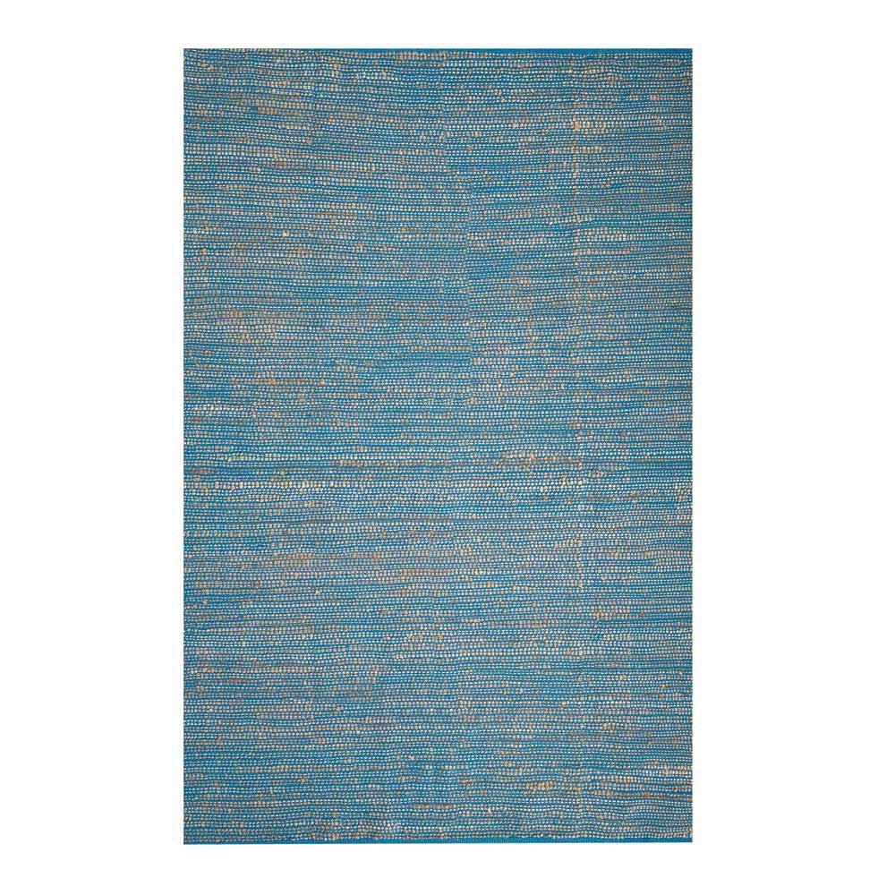 tapis lodge bleu maisons du monde. Black Bedroom Furniture Sets. Home Design Ideas