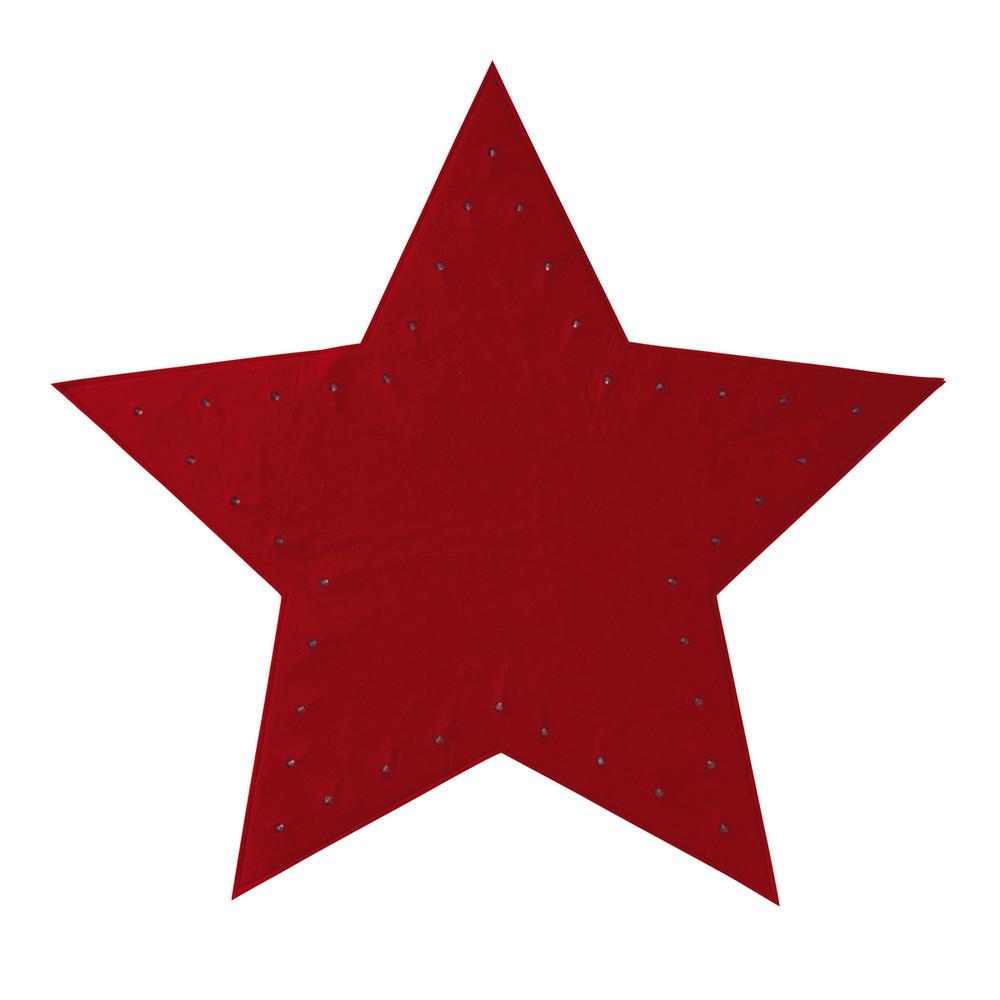 Tapis lumineux rouge enfant toile maisons du monde - Alfombras maison du monde ...