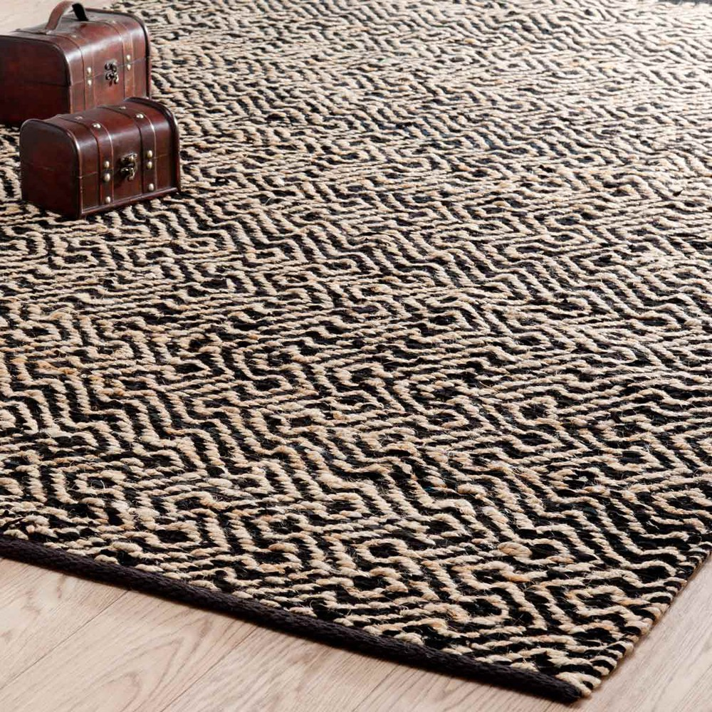 tapis rabat 160x230 maisons du monde. Black Bedroom Furniture Sets. Home Design Ideas