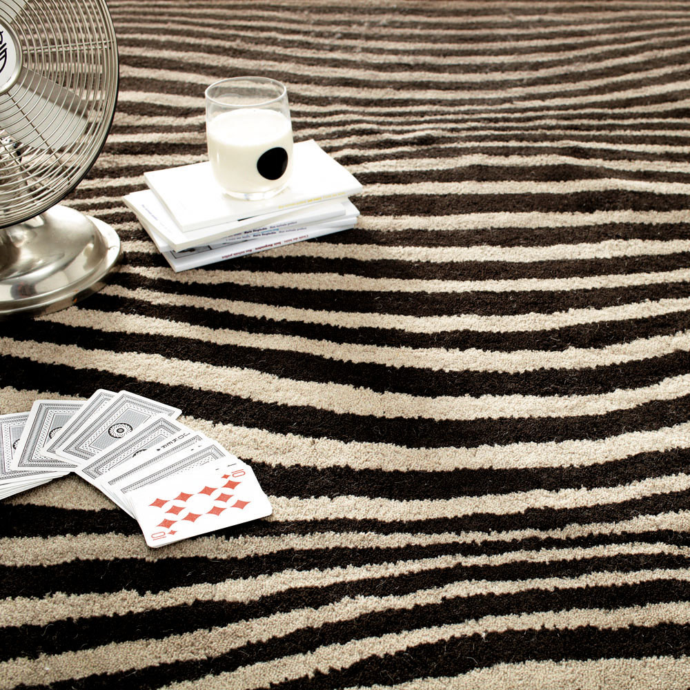 tapis z bre 140x200 maisons du monde. Black Bedroom Furniture Sets. Home Design Ideas