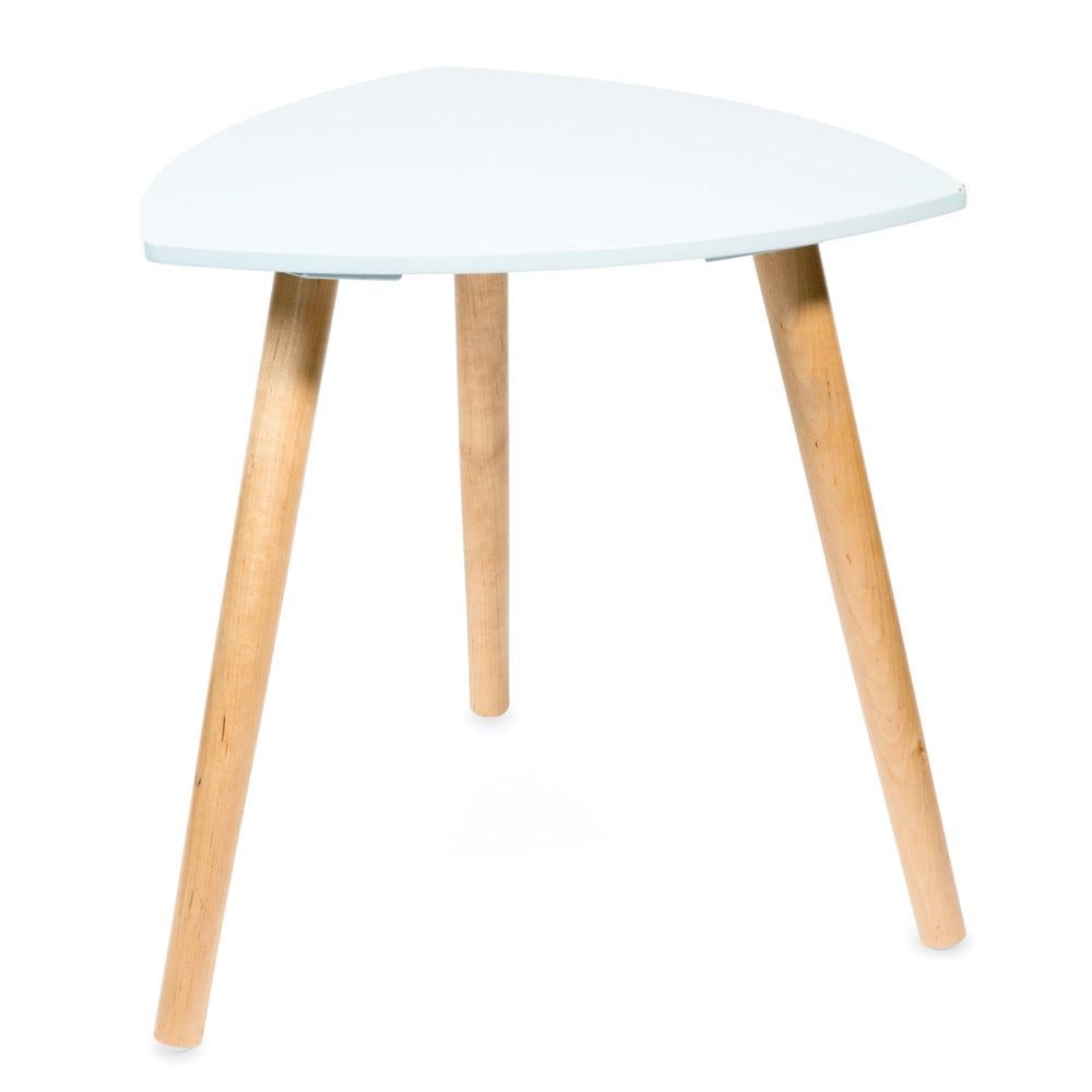 Tavolino da divano grigio in legno ICEBERG  Maisons du Monde
