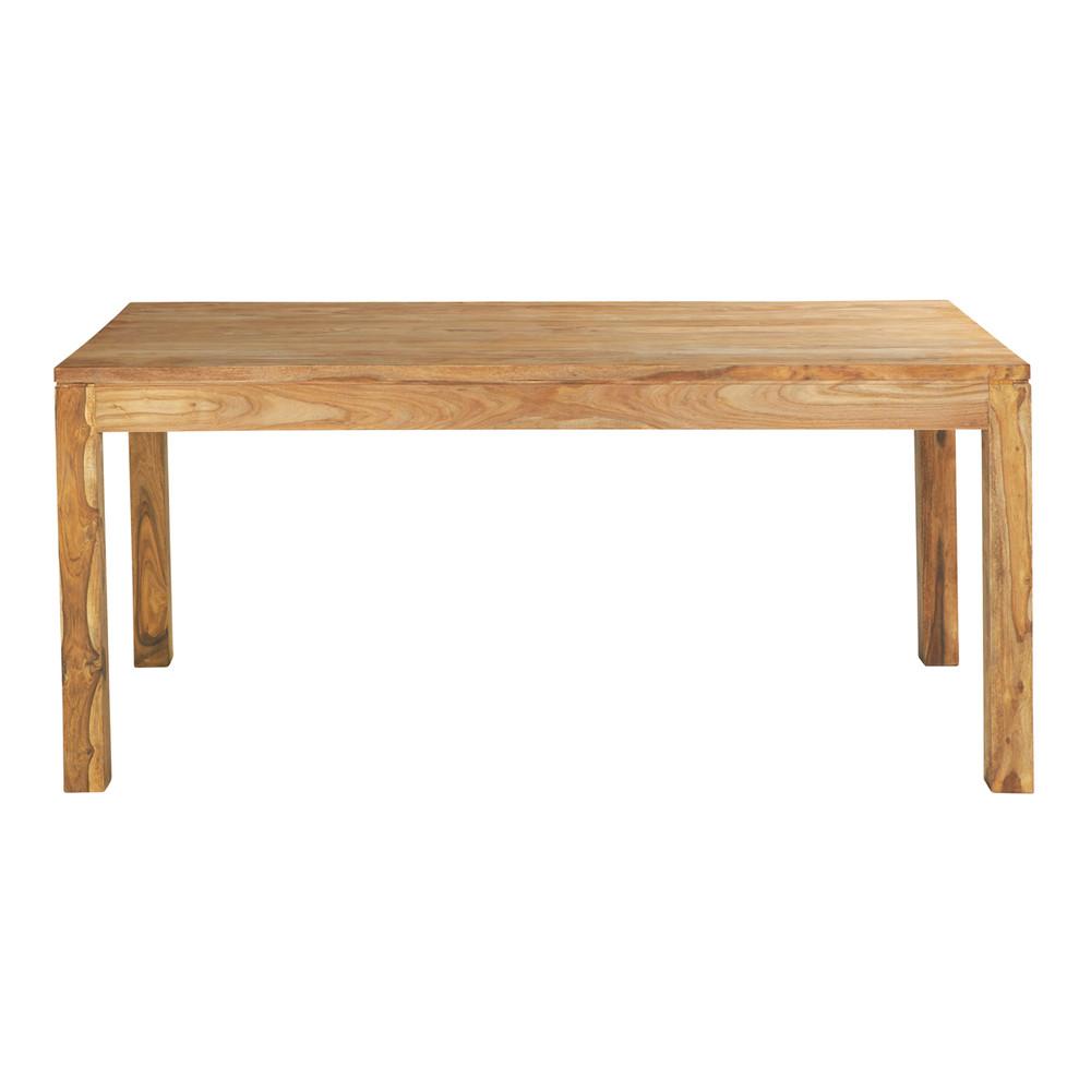 Tavolo per sala da pranzo in massello di legno di sheesham l 180 cm stockholm maisons du monde - Tavolo sala da pranzo ...