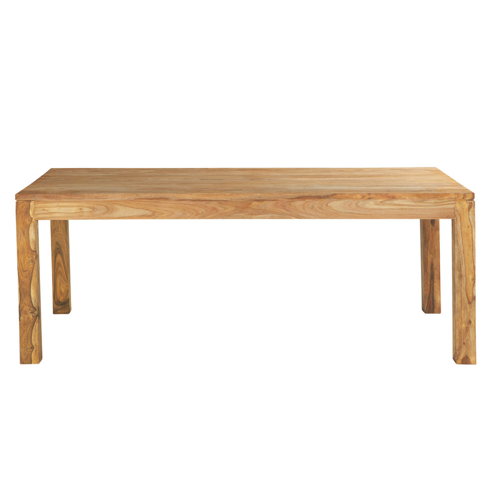 Stockholm Tavolo per sala da pranzo in massello di legno di sheesham L ...