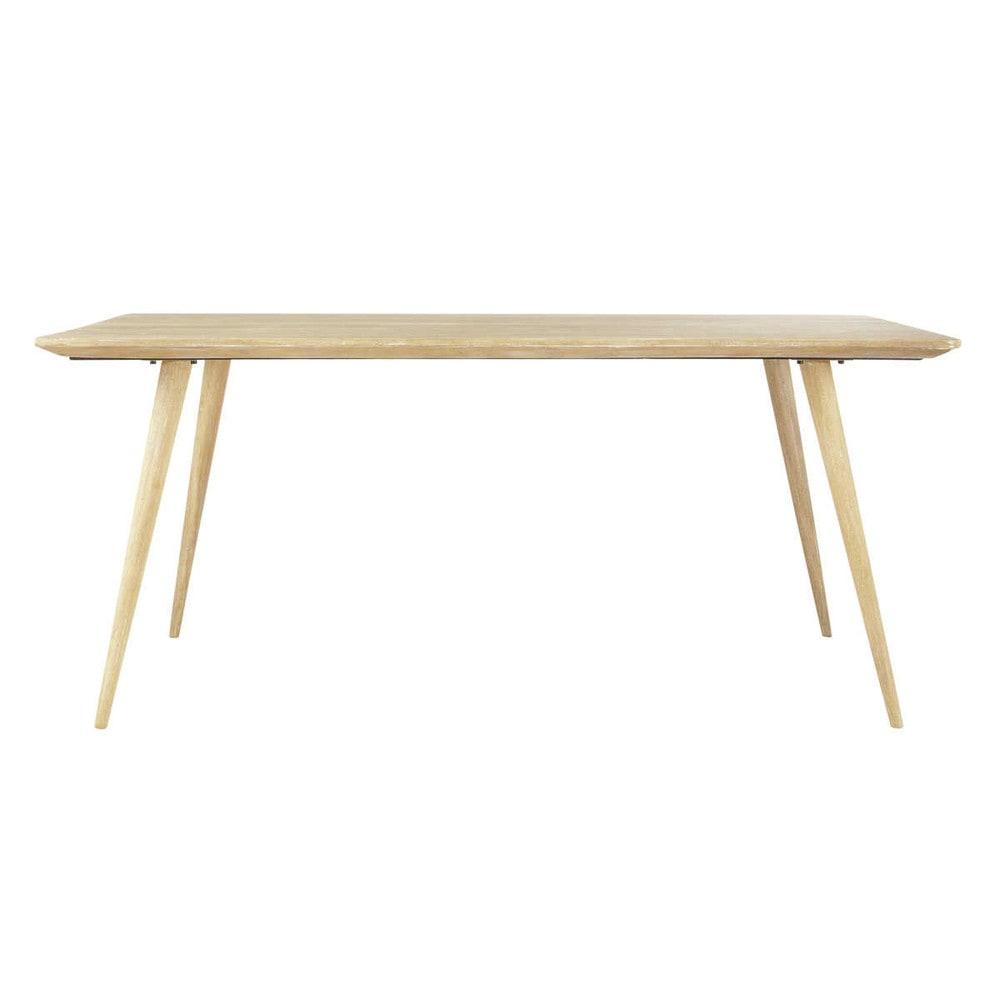 Tavolo per sala da pranzo in massello di mango l 175 cm for Table factory maison du monde