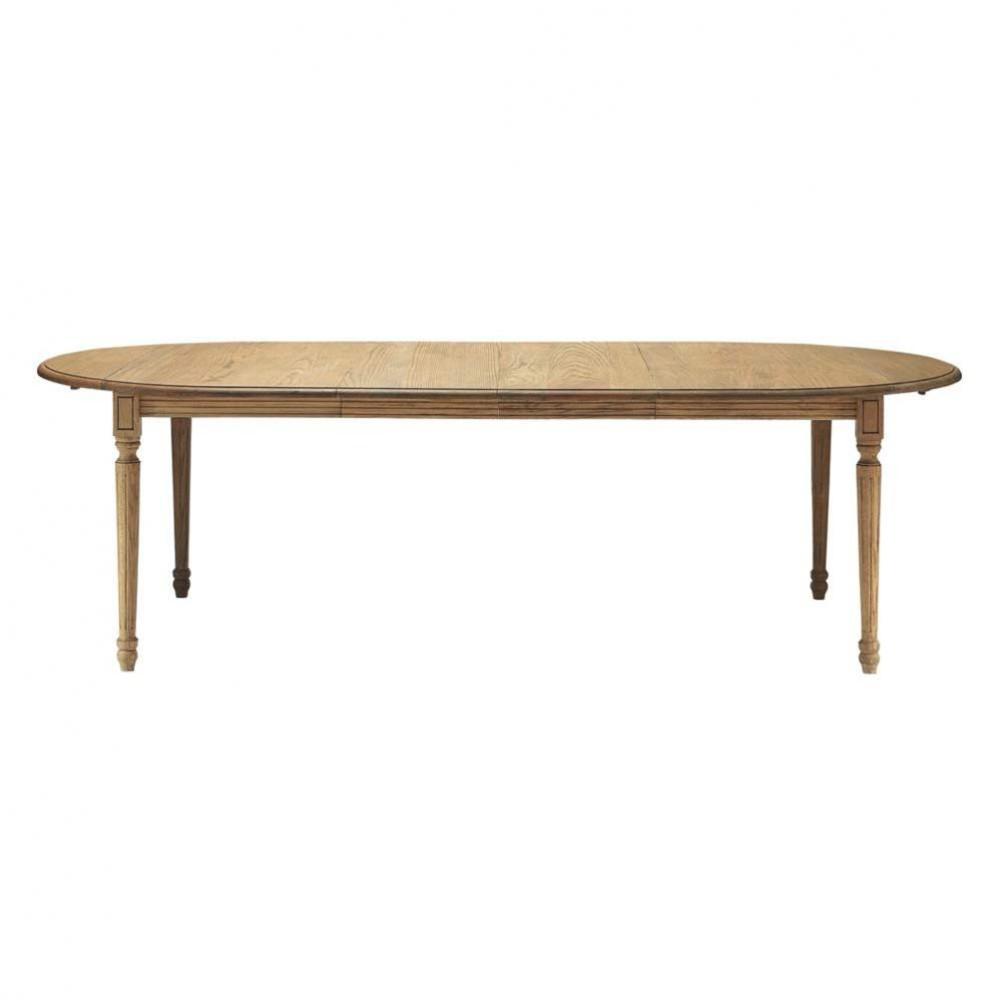 Tavolo per sala da pranzo in massello di quercia L 120 cm Atelier ...