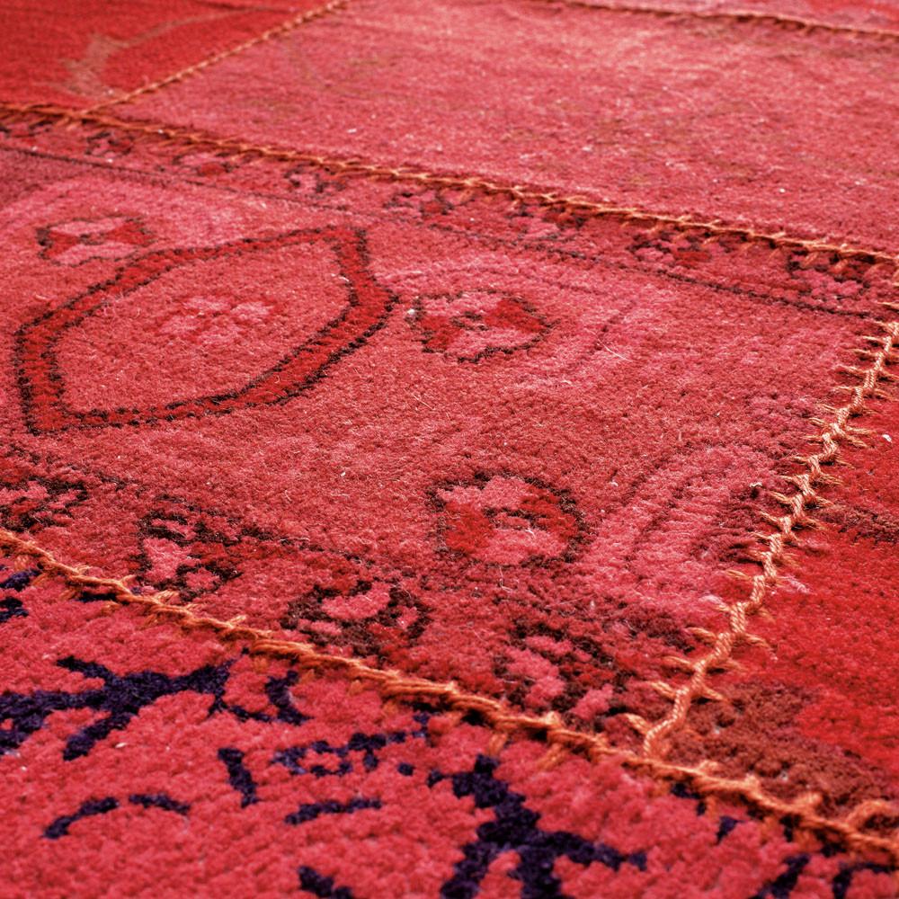 Teppich Izmir rot  Maisons du Monde